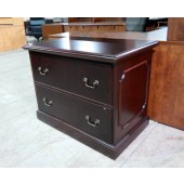 Abbey Collection Lateral File Cabinet