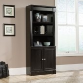 Sauder Palladia Library with Doors 416515