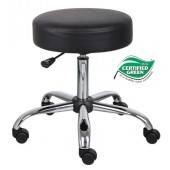 Boss Be Well Medical Stool B240-BK