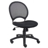Boss Mesh Task Chair No Arms