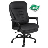 Plush Big & Tall Executive Swivel Chair B991-CP