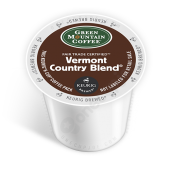 Green Mountain Coffee Vermont Country Blend, K-Cup 24 Pack
