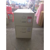 Used Hon Brand 2 Drawer Office Filing Cabinet
