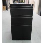 Mobile 2 Drawer Vertical File Cabinet Steel