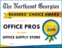 2019 Readers Choice Award NEG